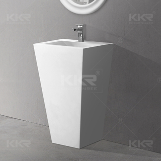 Lavabo da laboratorio in superficie solida KKR-1592