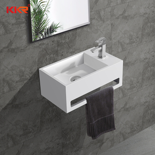 Lavabi a parete in superficie solida KKR-1105-A