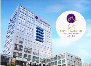 KKR VASCHE IN Shanghai Grand Mercure