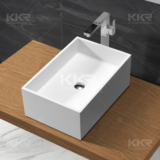 Lavabo in pietra a superficie solida KKR-1590-1